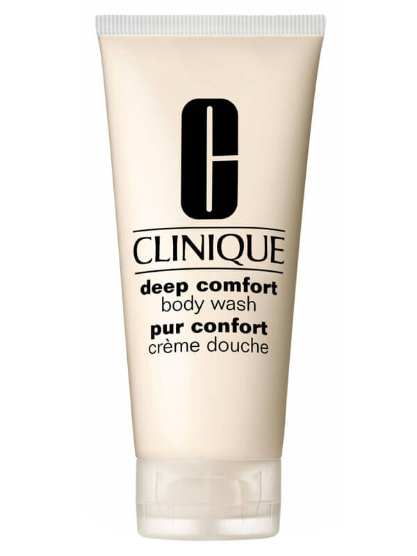 Clinique Deep Comfort Body Wash (200ml)