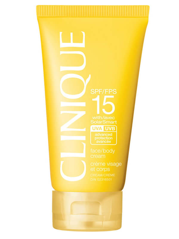 Clinique SPF 15 Face/Body Cream (150ml)