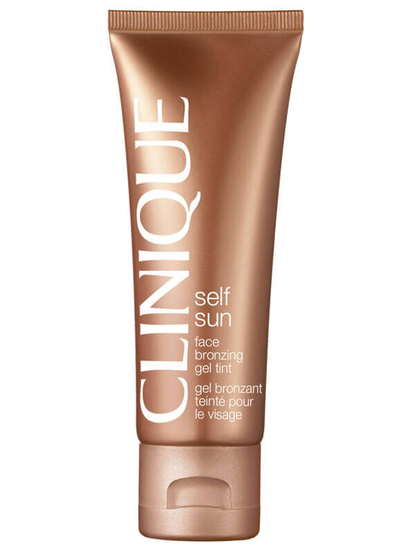 Clinique Self Sun Face Bronzing Gel Tint (50ml) i gruppen Hudpleie / Sol & tan for ansikt / Selvbruning for ansikt hos Bangerhead.no (B010758)