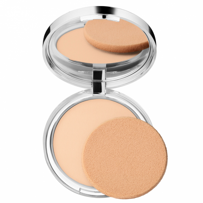 Clinique Stay-Matte Sheer Pressed Powder (7,6g) i gruppen Makeup / Base / Pudder hos Bangerhead.no (B010857r)