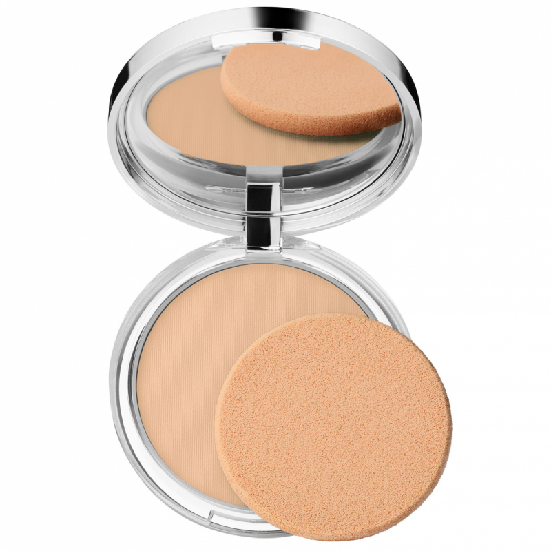 Clinique Stay-Matte Sheer Pressed Powder (7,6g) i gruppen Makeup / Bas / Puder hos Bangerhead (B010857r)