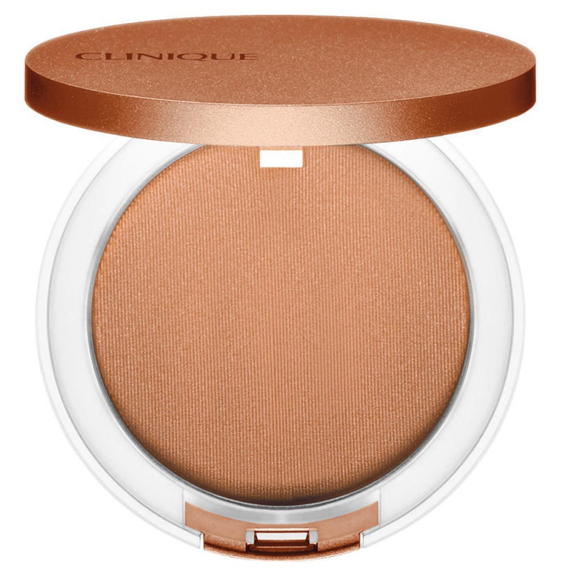 Clinique True Bronze Pressed Powder Bronzer (9,6g) ryhmässä Meikit / Poskipäät / Aurinkopuuterit at Bangerhead.fi (B010869r)