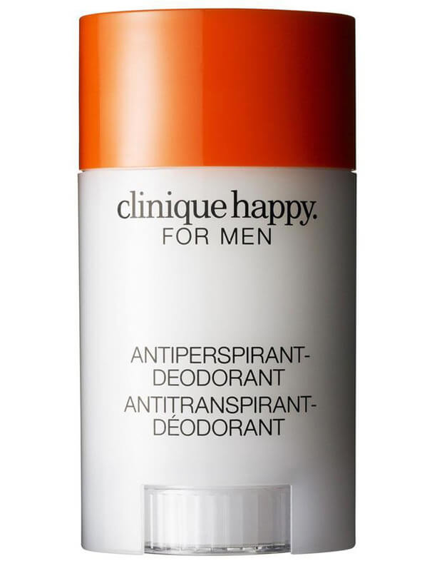 Clinique Happy. For Men Antiperspirant Deodorant Stick (75g) i gruppen Parfyme / Menn / Deodorant  hos Bangerhead.no (B011133)