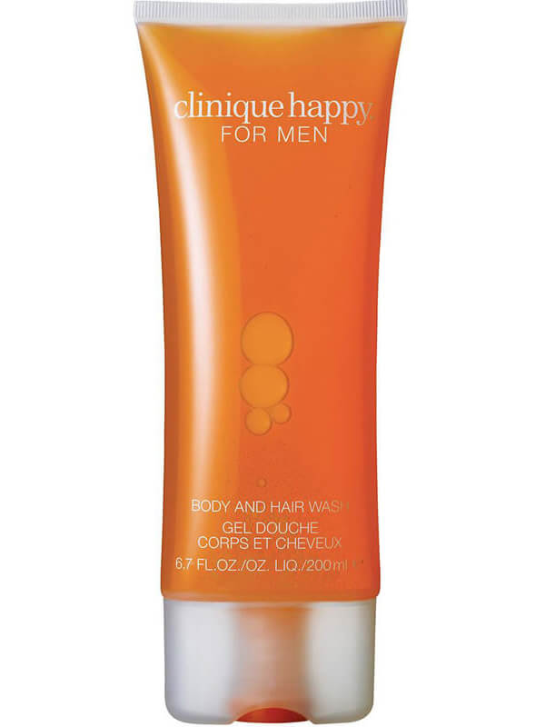 Clinique Happy. For Men Body and Hair Wash (200ml)