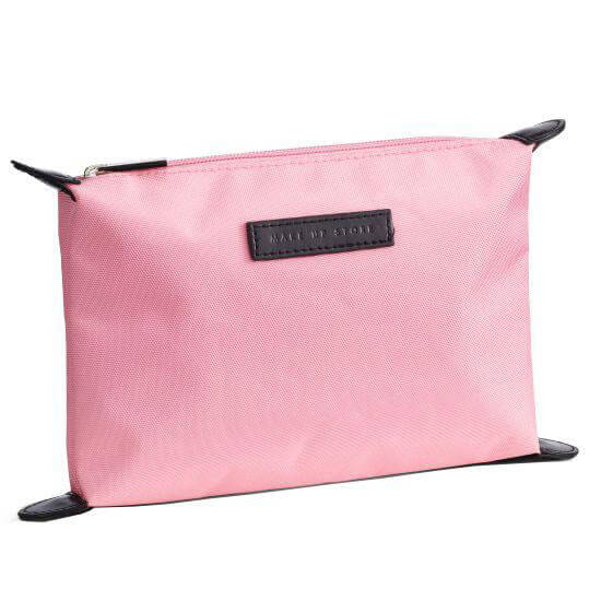 Make Up Store Bag - Floppy Pink i gruppen Makeup / Necess�r hos Bangerhead (B011226)