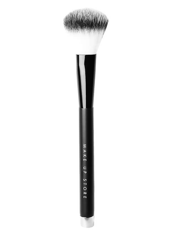 Make Up Store Brush - Blush Large #500 i gruppen Makeup / Børster & verktøy / Børster for ansiktsmakeup hos Bangerhead.no (B011256)
