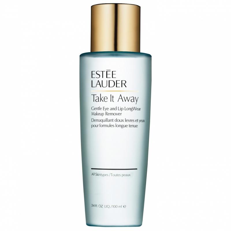 Estee Lauder Take it Away-Gentle Eye and Lip Makeup Remover (100ml) i gruppen Hudvård / Ansiktsrengöring / Rengöringsgel hos Bangerhead (B011489)