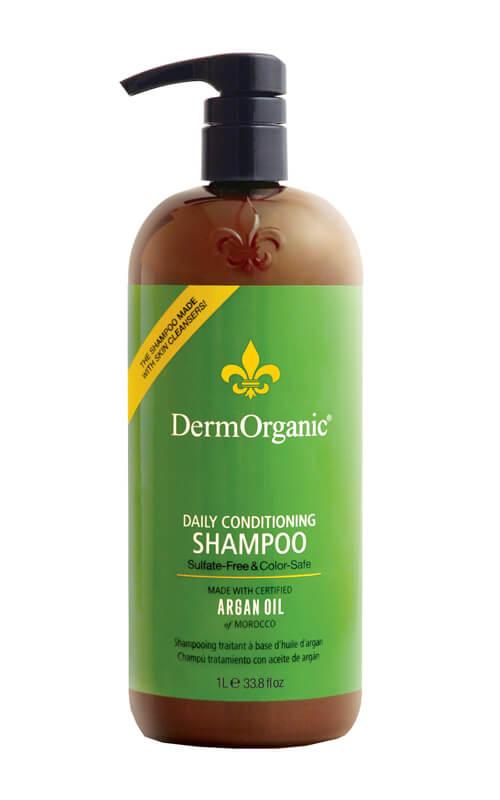 DermOrganic Daily Conditioning Shampoo ryhmässä Hiustenhoito / Shampoot & hoitoaineet / Shampoot at Bangerhead.fi (B027557r)