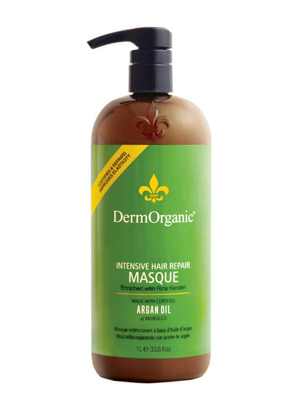 DermOrganic+C45 Masque Hair Repair Organic (1L)