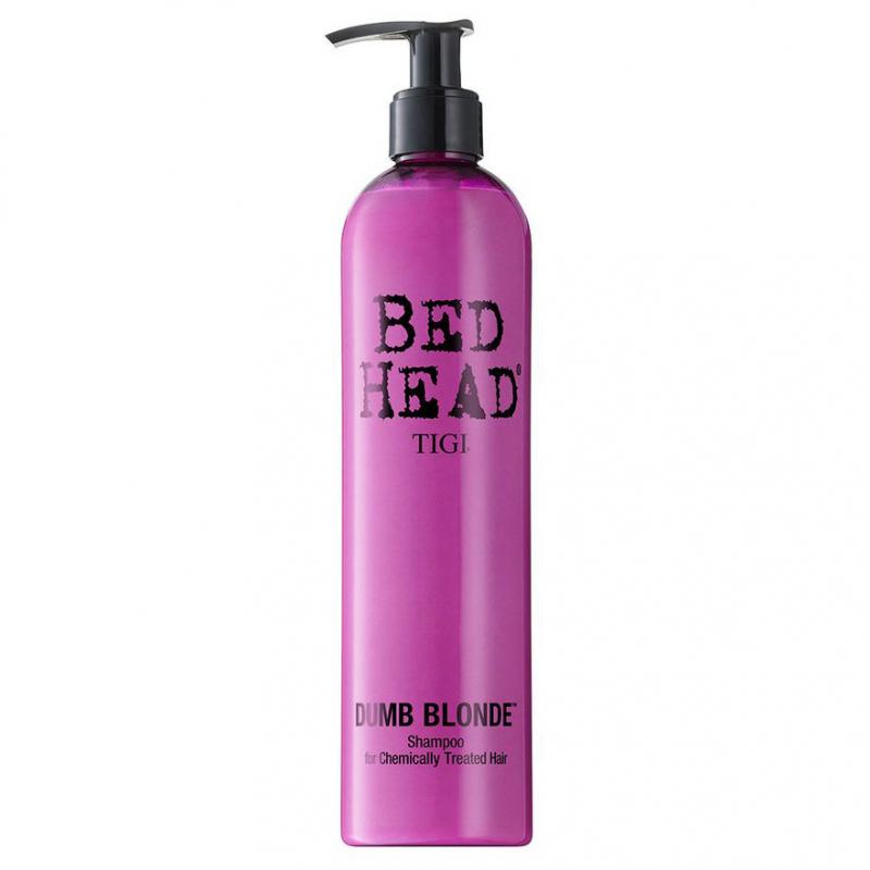 TIGI Bed Head Dumb Blonde Shampoo i gruppen Hårpleie / Shampoo  / Shampoo hos Bangerhead.no (B011834r)