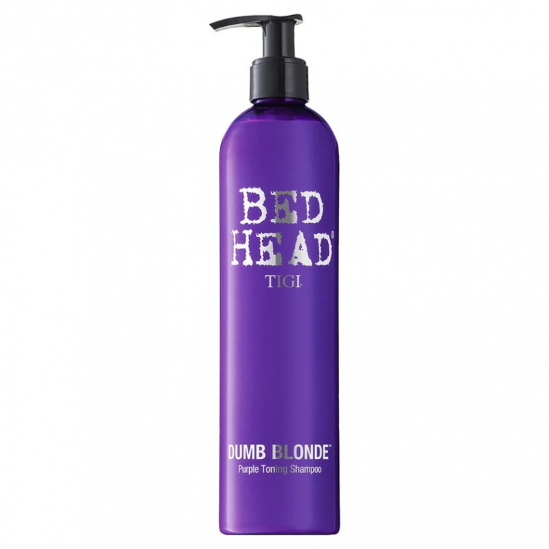 Tigi Dumb Blonde Purple Toning Shampoo (400Ml)