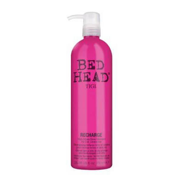Tigi Recharge Shampoo (750Ml) i gruppen Hårpleie / Shampoo & balsam / Shampoo hos Bangerhead.no (B011844)