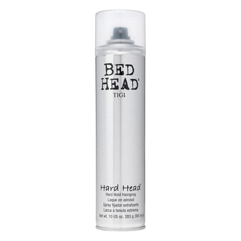 Tigi Hard Head Hairspray (385ml) ryhmässä Black Friday / Huonon hiuspäivän pelastajat at Bangerhead.fi (B011868)