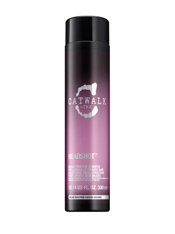 TIGI Catwalk Headshot Shampoo i gruppen Hårpleie / Shampoo & balsam / Shampoo hos Bangerhead.no (B011887r)