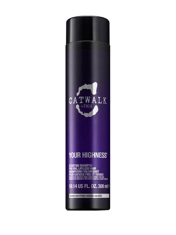 TIGI Catwalk Your Highness Shampoo i gruppen Hårpleie / Shampoo  / Shampoo hos Bangerhead.no (B011903r)