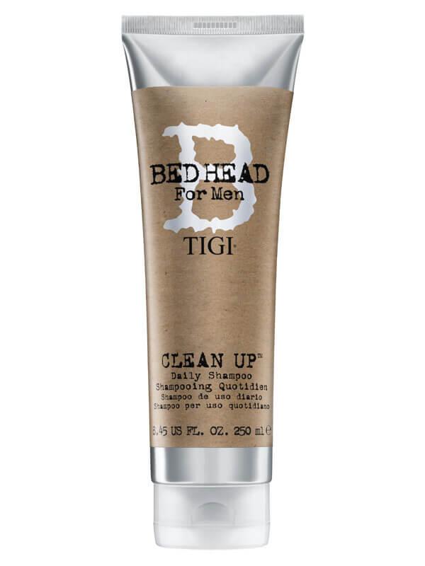 TIGI For Men Clean Up Daily Shampoo i gruppen Mann / Hårpleie for menn / Shampoo hos Bangerhead.no (B011917r)