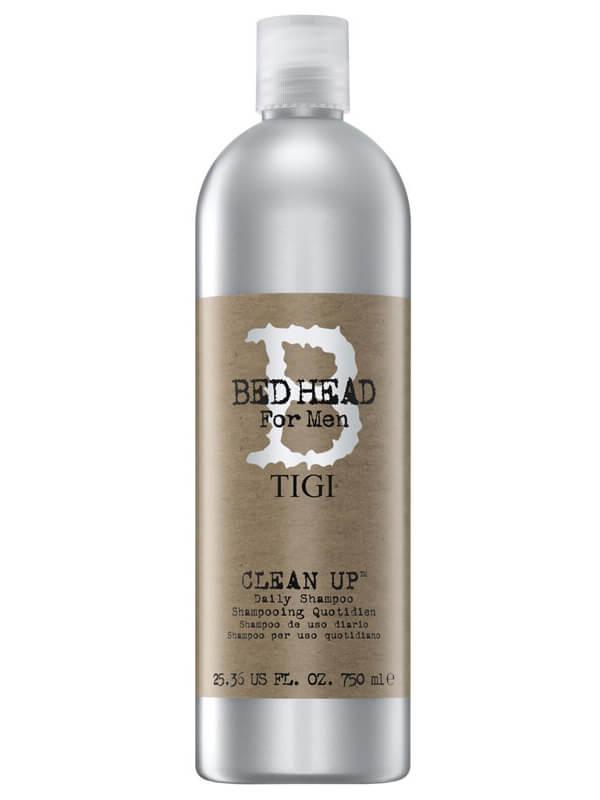 TIGI For Men Clean Up Daily Shampoo ryhmässä Miehet / Hiustenhoito miehille / Shampoot miehille at Bangerhead.fi (B011917r)