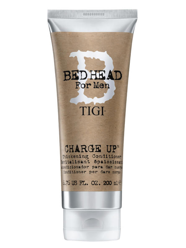 Tigi B For Men Charge Up Thickening Conditioner (200Ml)