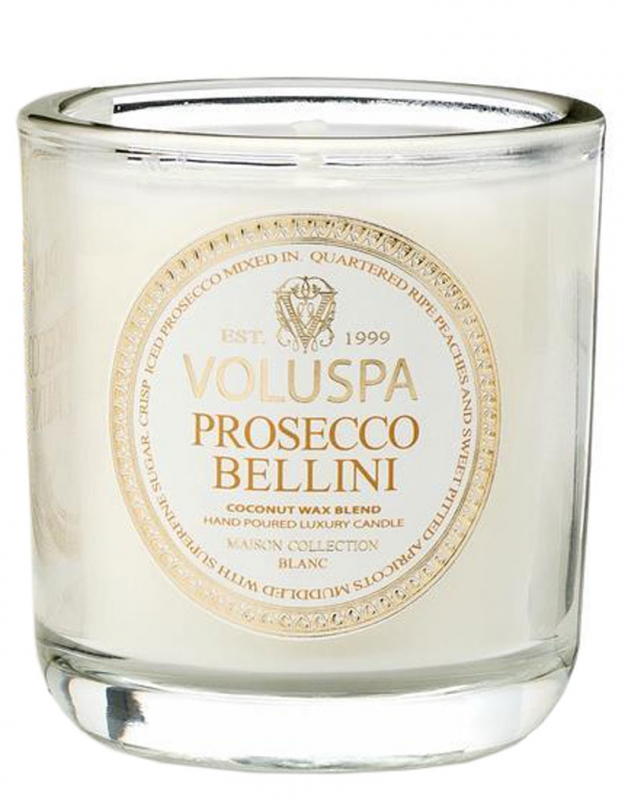 Voluspa Prosecco Bellini i gruppen Kroppspleie & spa / Hjem & Spa / Duftlys hos Bangerhead.no (B012020r)