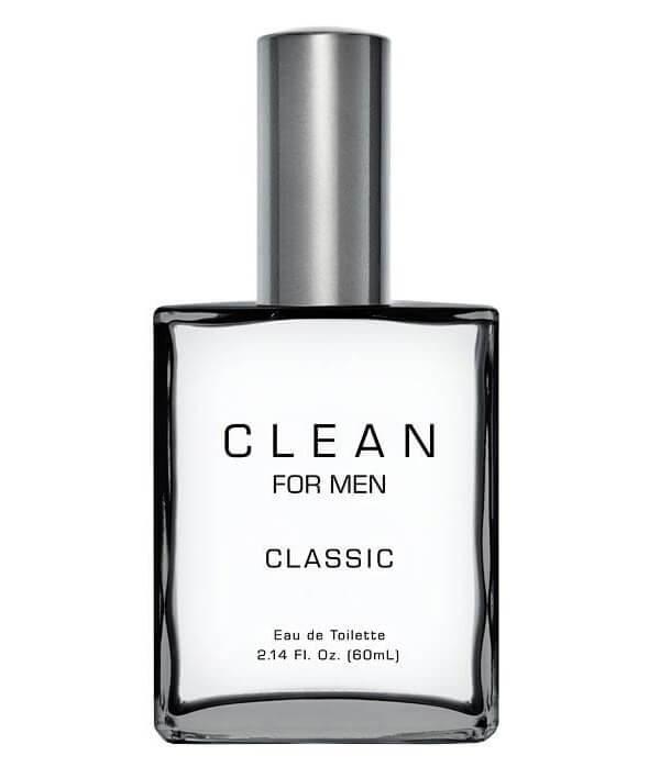 Clean Classic For Men EdT i gruppen Parfym / Herr / Eau de Toilette för honom hos Bangerhead (B012194r)