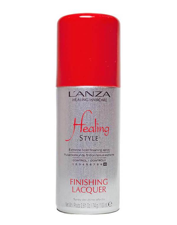 Lanza Healing Style Finishing Lacquer i gruppen Hårvård / Styling / Hårspray hos Bangerhead (B012209r)