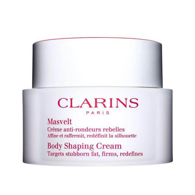 Clarins Masvelte Body Shaping Cream (200ml) i gruppen Kropp & spa / Kroppsfukt / Body lotion hos Bangerhead.no (B012216)