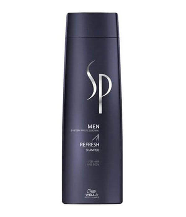 Wella Sp Refresh Shampoo For Men