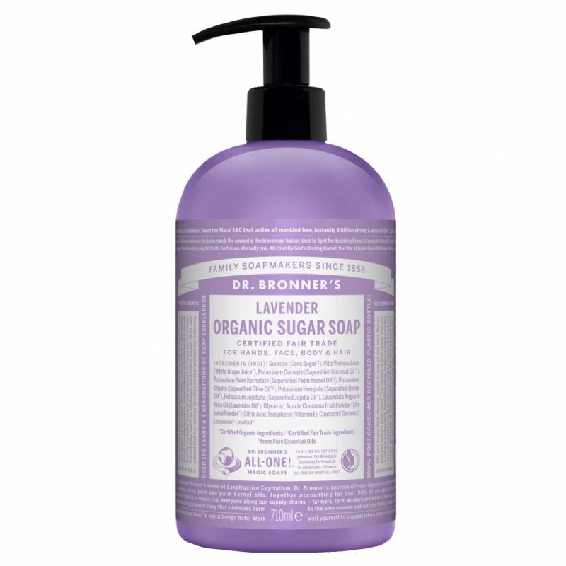 Dr. Bronner'S Shikakai Soap - Lavender (709ml)