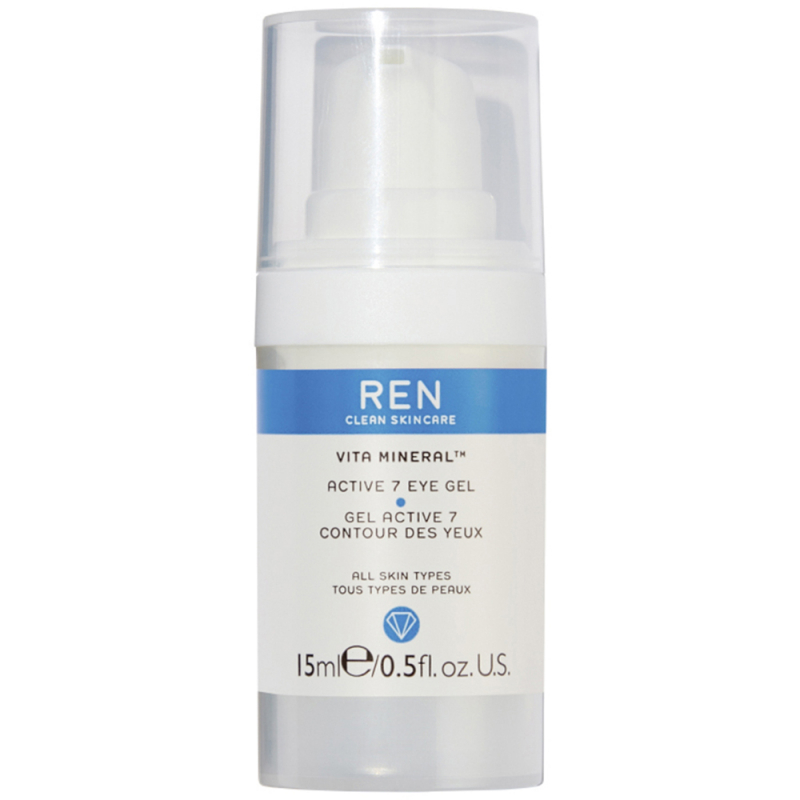 REN Active 7 Radiant Eye Gel (15ml)