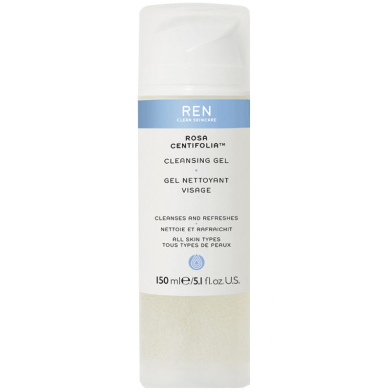REN Rosa Centifolia Cleansing Gel (150ml)