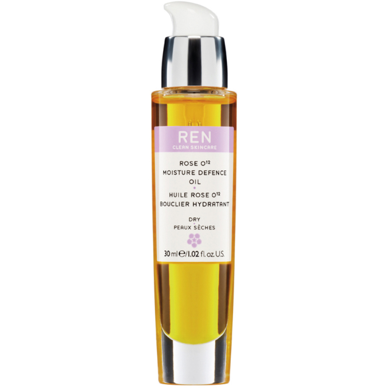 REN Rose 012 Moisture Recharge Defence Serum (30ml)