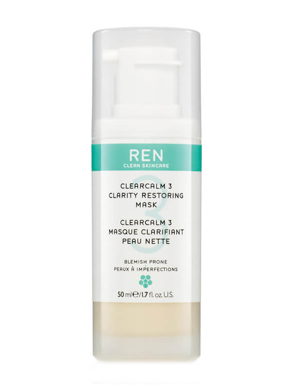 REN Clear Calm 3 Clarifying Restoring Mask (50ml)