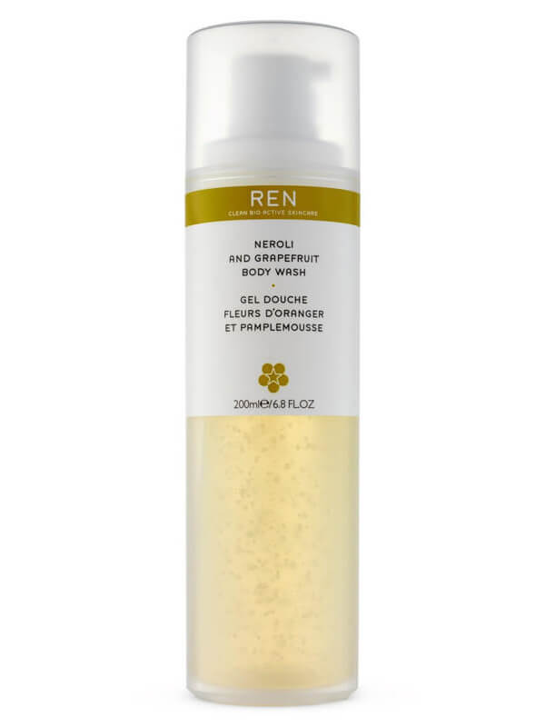 REN Neroli & Grapefruit Body Wash (200ml)
