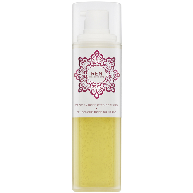 REN Moroccan Rose Otto Body Wash ( 200ml)