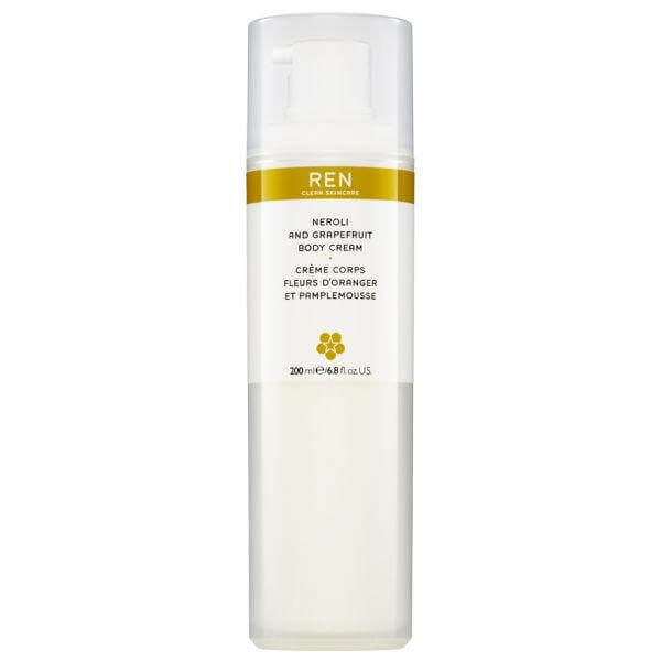 REN Neroli & Grapefruit Body Cream (200ml)