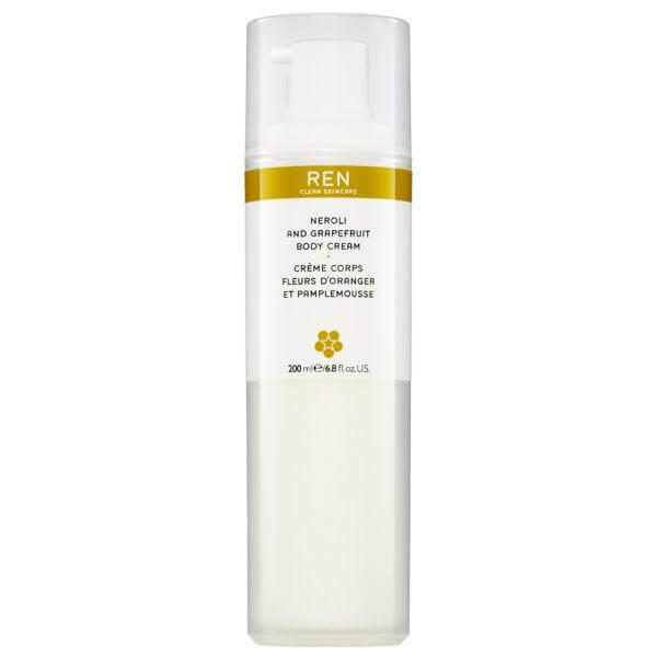 REN Neroli & Grapefruit Body Cream (200ml) i gruppen Kroppsvård & spa / Kroppsåterfuktning / Body lotion hos Bangerhead (B013029)