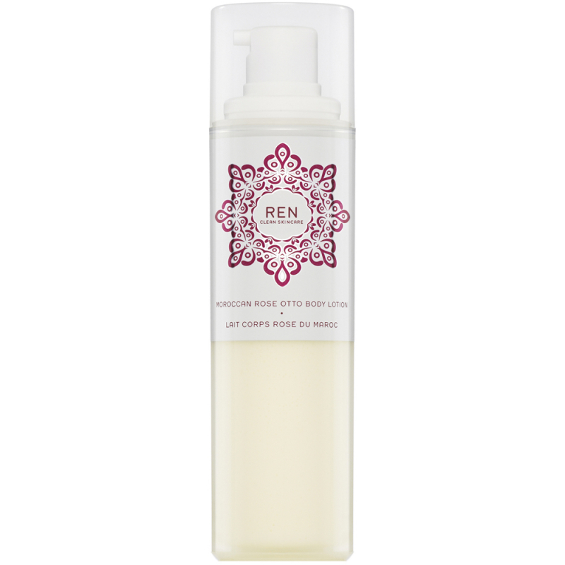 REN Moroccan Rose Otto Body Cream ( 200ml)