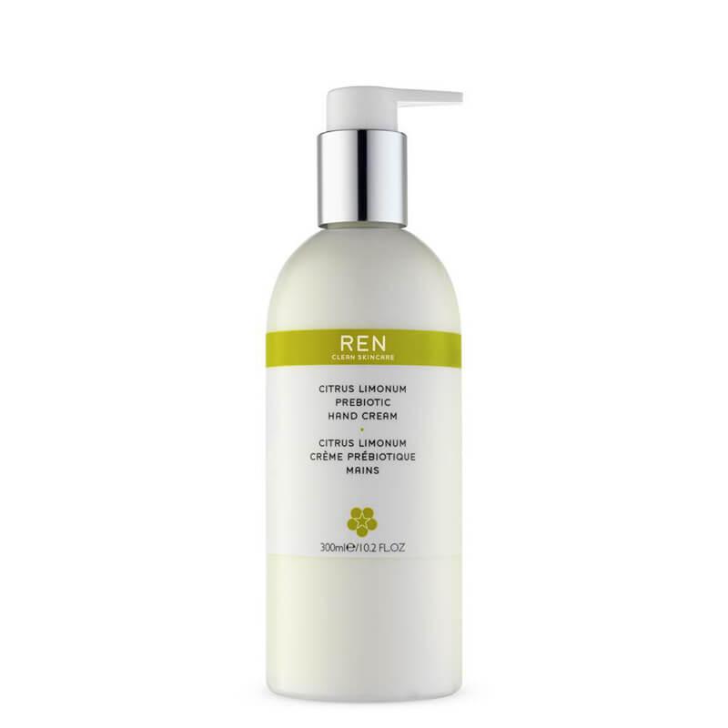 REN Citrus Limonium Hand Cream (300ml) i gruppen Kroppspleie  / Hender & føtter / Håndkrem hos Bangerhead.no (B013035)