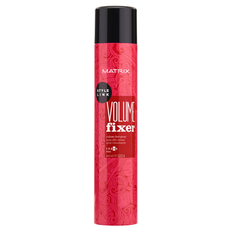 Matrix Style Link Volume Fixer Vol. Hairspray (400ml)