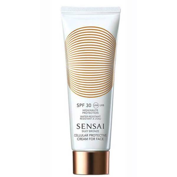 Sensai Silky Bronze Cream For Face SPF30 (50ml)