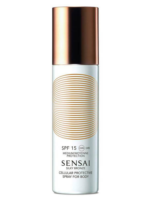 Sensai Silky Bronze Spray For Body SPF15 (150ml)