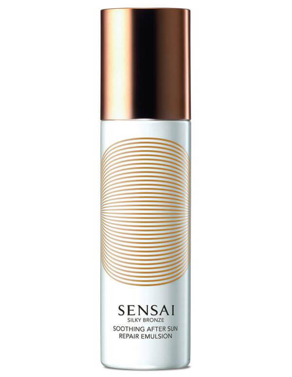 Sensai Silky Bronze After Sun Repair Emulsion (150ml) i gruppen Kropp & spa / Sol & tan for kropp / After sun for kropp hos Bangerhead.no (B014042)