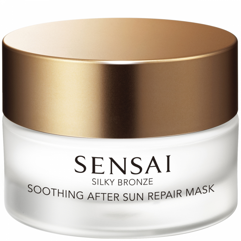 Sensai Silky Bronze After Sun Repair Mask (60ml) i gruppen Hudpleie / Sol & tan for ansikt / After sun for ansikt hos Bangerhead.no (B014043)