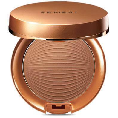 Sensai Silky Bronze Sun Protect Compact  i gruppen Hudpleie / Sol & tan for ansikt / After sun for ansikt hos Bangerhead.no (B014044r)