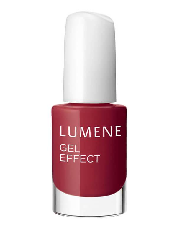 Lumene Gel Effect Nail Polish i gruppen Negler / Neglelakk / Fargelakk hos Bangerhead.no (B014094r)