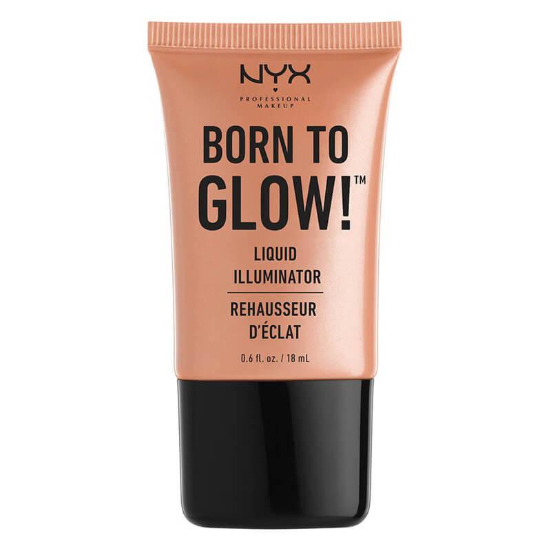 NYX Professional Makeup Born To Glow Liquid Illuminator i gruppen Makeup / Kinn / Highlighter hos Bangerhead.no (B014326r)