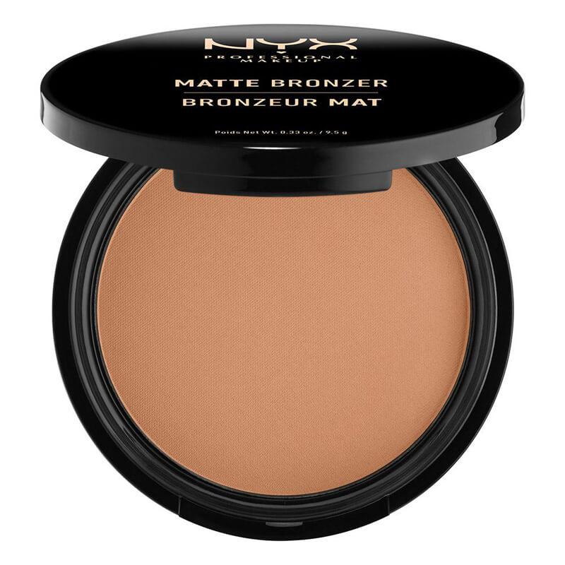 NYX Professional Makeup Matte Bronzer ryhmässä Meikit / Poskipäät / Aurinkopuuterit at Bangerhead.fi (B014346r)