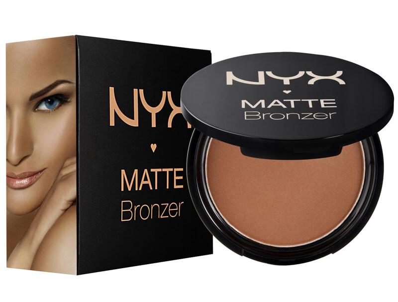 NYX Professional Makeup Matte Bronzer i gruppen Makeup / Kinn / Bronzer hos Bangerhead.no (B014346r)