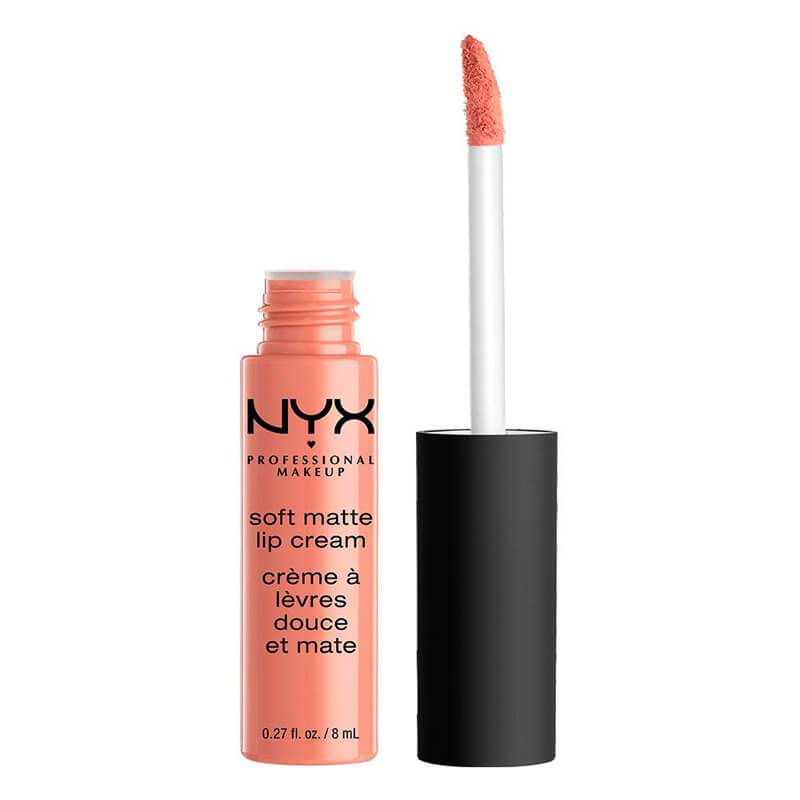 NYX Professional Makeup Soft Matte Lip Cream i gruppen Makeup / Lepper / Liquid lipstick hos Bangerhead.no (B019101r)
