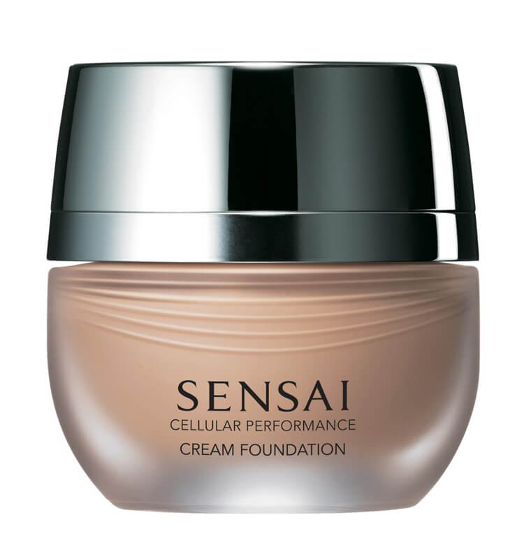 Sensai CP Cream Foundation i gruppen Makeup / Bas / Foundation hos Bangerhead (B003403r)